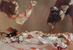 クレモニーニの肉片 LEONARDO CREMONINI - すそ洗い Sci Fi Horror, Outsider Art, Traditional Art, Painting & Drawing, Abstract, Drawings, Illustration, Artwork, Artist