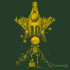Camiseta 'Sonhos'. http://cami.st/p/1896