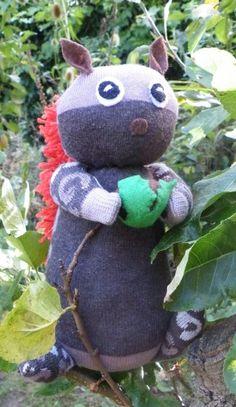 Sock Squirrel £7