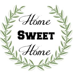 Home Sweet Home Sign Tutorial from Our Southern Home
