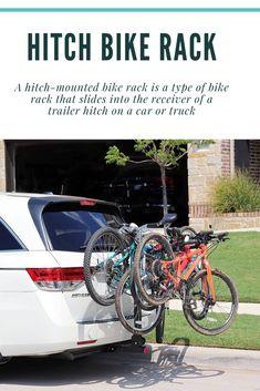 #BestHitchBikeRack Bike Rack For Car, Best Bike Rack, Car Racks, Hitch Mount Bike Rack, Car Buying Guide, Gmc Terrain, Bike Parking, Trailer Hitch, Cool Bikes
