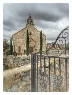 Bella Donna Chapel at Adriatica in McKinney Texas
