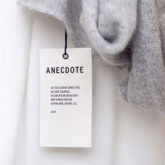 3 Dutch eshops not to miss ANECDOTE shop & eshop Amsterdam - Netherlands http://comment-tu-t-appelles.com/en/shop-we-love.html#5 --- http://www.anecdote.nl/