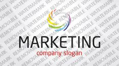 Marketing Business Logo Templates by Logann Business Logo, Business Marketing, Sale Logo, Company Slogans, Logo Templates