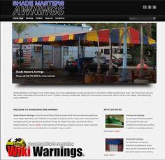 Shade Masters Awnings Miami Florida - WikiWarnings