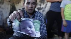 "Palestinian officials say Israel is ""fully responsible"" for the death of an infant in an arson attack blamed on Jewish settlers in the West Bank."