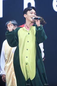 160318 #Chen #EXO