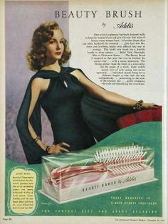 1949 Beauty Brush