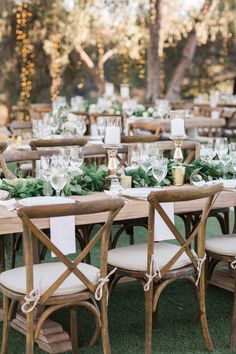 We're so excited to send some sweetness your way through this Malibu wedding feature! See the photos captured by Valorie Darling Photography. Wedding Reception Planning, Romantic Wedding Receptions, Wedding Reception Flowers, Wedding Chairs, Wedding Reception Decorations, Romantic Weddings, Wedding Themes, Wedding Centerpieces, Wedding Table