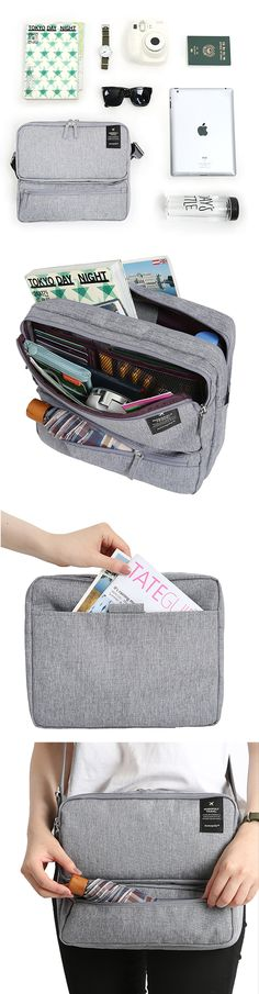 Take your trip with Glamulet charmsYou will be astonished at how much can fit in the Monopoly Travel Messenger Bag! This stylish and functional bag meets every travel need you may have! Carry On Packing, Travel Packing, Travel Bags, Packing Tips, Travel Luggage, Traveling Tips, Packing Outfits, Luggage Packing, Travel Plane
