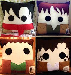 Aot pillows