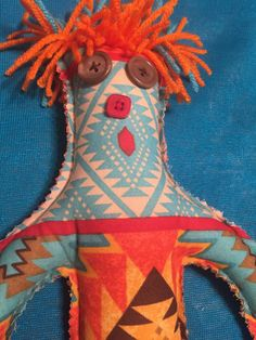A personal favorite from my Etsy shop https://www.etsy.com/listing/246217525/doggy-dammit-doll-new-puppy-doll-spca