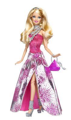 Barbie® FASHIONISTAS™ Gown Doll GLAM