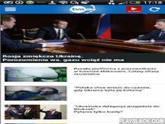 TVN24  Android App - playslack.com ,  Oglądaj TVN24 na żywo na ekranie swojego telefonu!Aplikacja TVN24 umożliwia szybkie i wygodne przeglądanie aktualnych informacji z portalu informacyjnego tvn24.pl, a także oglądanie na żywo telewizji TVN24. Aby uruchomić transmisję na żywo wystarczy posiadać wykupiony abonament na usługę i zalogować się w aplikacji.Dzięki aplikacji w przejrzysty sposób można także przeglądać wszystkie informacje z serwisu tvn24.pl, podzielne na kategorie m.in. Polska…