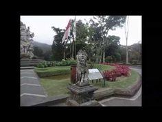 Bedugul Botanical Garden Bali - Kebun Raya Eka Karya Tabanan