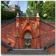 Hamburg ~ Lower Saxony ~ Germany ~ Köhlbrandtreppe