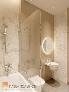 Фото дизайн ванной комнаты из проекта «Дизайн двухкомнатной квартиры 80 кв.м. в современном стиле, ЖК «Duderhof Club»»