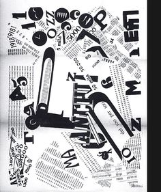 Filippo Marinetti - Futurism/Dada