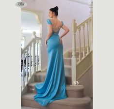 Lush, Liquid Cap Sleeve Formal Gown in Aqua Blue Style 7506 by Miracle Agency Formal Evening Dresses, Formal Gowns, Formal Wear, Mermaid Skirt, Mermaid Gown, Aqua Blue Color, Designer Evening Gowns, Bridal And Formal, Blue Style