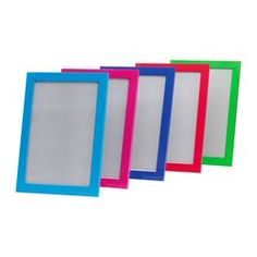 NYTTJA frame - various colors - IKEA use for work of the week from flocabulary to make it stand out