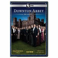 Masterpiece Classic: Downton Abbey Available from CyberTech Movies & Videos CyberTechVideos.com