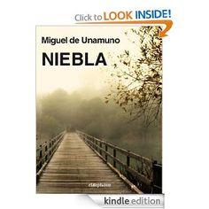 Niebla, de Miguel de Unamuno.   Sobre el rechazo vital a una muerte que signifique el final de la existencia, de la vida personal. Un clásico.