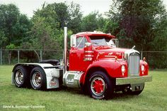 David A. Bontrager's Restored Trucks Collection