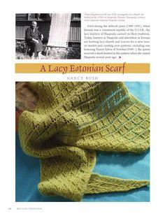 ISSUU - Knitting traditions winter 2011 by koetzingue