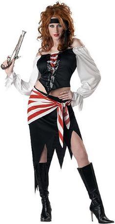 Ruby the Pirate Beauty Womens Pirate Costume Costume Pirate Halloween Costumes, Female Pirate Costume, Adult Costumes, Halloween Ideas, Pirate Day, Pirate Woman, Pirates, Punk, Ebay