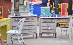 """September 2013 Junk Market, """"de-uglied designs"""""""