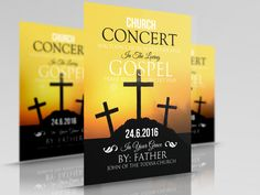 design Church flyer within 15 hours by designerhd02
