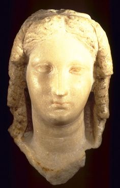 Arsinoe III of Egypt (Our Arsinoe's great-great-great-great-grandmother). Mostly here if you want alternative hair style inspirations, though it might be a bit dated for A's day