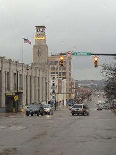 Akron Beacon Journal, Akron, Ohio