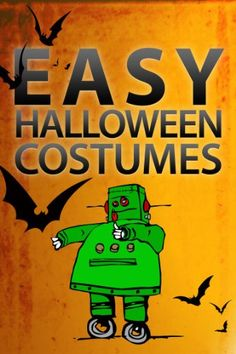 Free Kindle Book For A Limited Time : Easy Halloween Costumes (Instructables Halloween) - Don't skip this year's Halloween party because you spent most of October watching football or settling in at school. We've got 20 quick, simple Halloween costumes that will make you the life of the party. If you can use scissors and tape, with a dash of sewing skill, you'll ready to take on any one of these creative costume projects. Roll up in style dressed as giant toilet paper. Turn the classic…