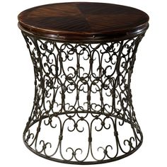Theodore Alexander Sardinia Arbus Accent Table