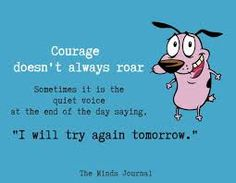 courage the cowardly dog Grand Cross, Family Guy, Sayings, Google Search, Dogs, Fictional Characters, Lyrics, Pet Dogs, Doggies