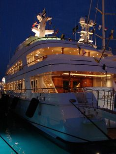 Monaco Yacht Show 2008 by Gary Williams, via Flickr- | ~LadyLuxury~