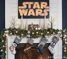 Star Wars™ Stocking Collection #pbkids