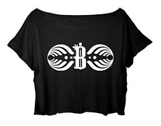 ASA Women's Crop Top Bassnectar Shirt Electronic Dance Mu... https://www.amazon.com/dp/B017UQT87M/ref=cm_sw_r_pi_dp_x_4yO5xbXZ88NYG