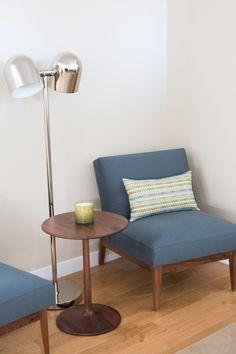 Lindsey Albrecht Design : Napa Valley Interior Designer : Project Monticello Park : Family Room