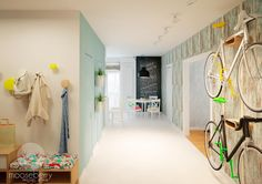 Apartment in Kiev by Mooseberry Design