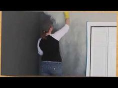 How to Paint an Ombré Wall Technique | Pretty Handy Girl | Bloglovin'