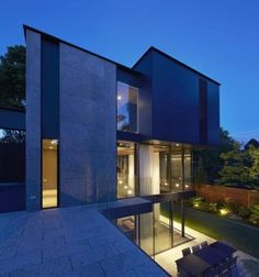 FITZROY PARK HOUSE by Stanton Williams Architects
