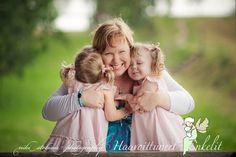Adorable little pink twin girls. #nikistrbian