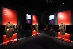 coats | Architetti associati Migliore + Servetto Milano – exhibition, interior design, grafica e architettura