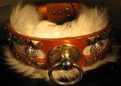 Oli Collars - Celtic Frost Dog Collar