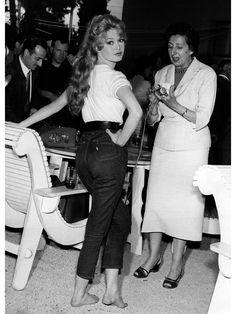 【ELLE】1957|完全保存版! 写真で辿るおしゃれデニムの歴史|エル・オンライン