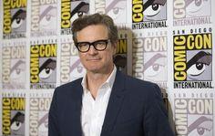 Colin Firth 2014