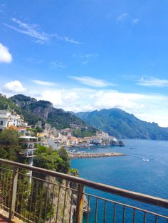Where to go on your cruise? Try coastal Italy!