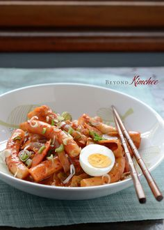 How to make Spicy Korean Rice Cakes, Tteok-pokki 20 Korean And Korean Inspired Recipes You Need In Your Life